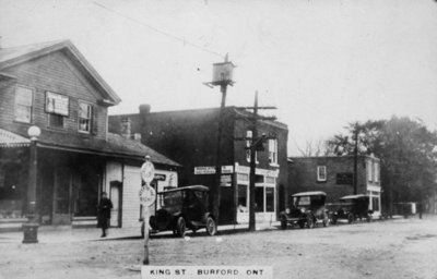 Burford Street Scene, c. 1927