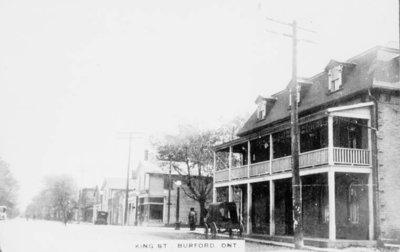King St., Burford, c. 1927