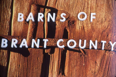 Barns of the County of Brant