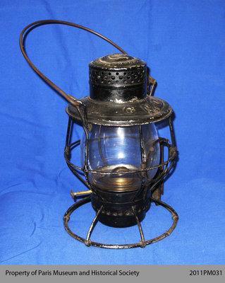 Trainman's Lantern