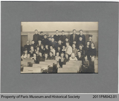 Entrance Class of 1920