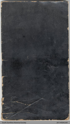 Ledger Book, 1927