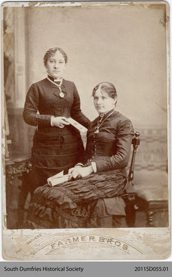 Photo of Two Women