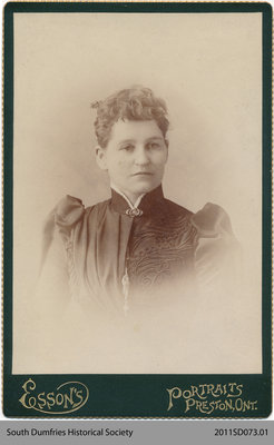 Photo of a Young Woman