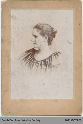 Photo of [Mrs] Sutherland