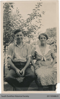 Photo of Violet & Bill Snowball