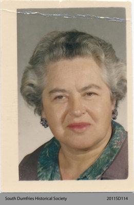 Photo of Ada Rath
