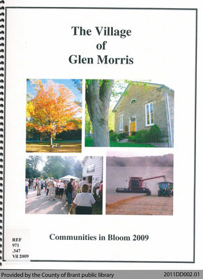 The Village of Glen Morris