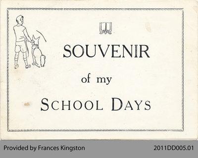 Souvenir of My School Days