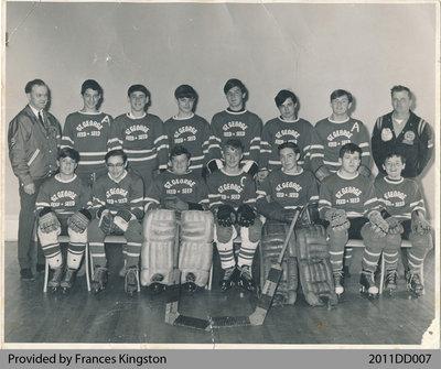 St. George Hockey Team