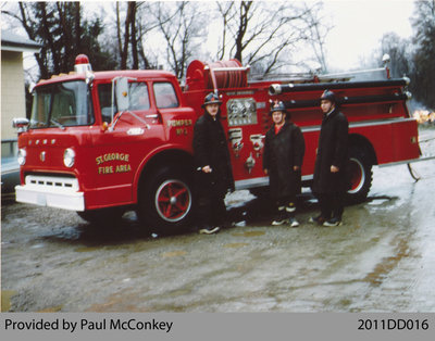 New King-Seagrave Pumper