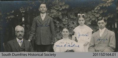 Maitland Family