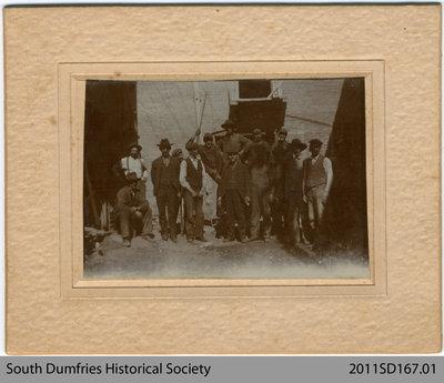 Photo of Workmen