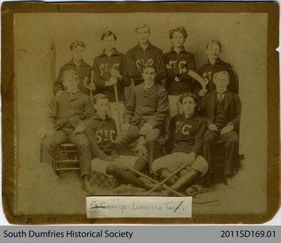 St. George Lacrosse Team