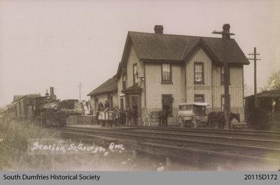 St. George Train Station