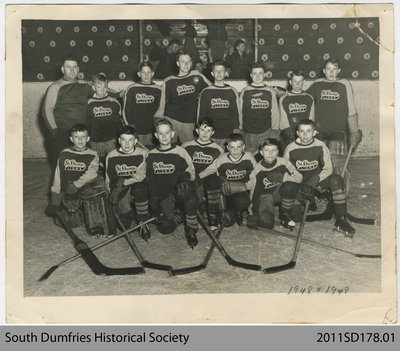 St. George Lions Hockey Team