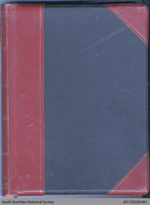 Minutes of the Brant County Medical Association, 1936-1951