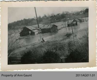 The 1948 Flood of the Grand River