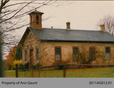 Photo of the Glen Morris School House