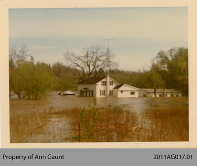 The Grand River Flood of 1974