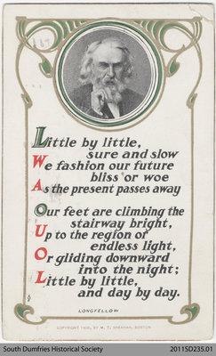 M. T. Sheahan Postcard