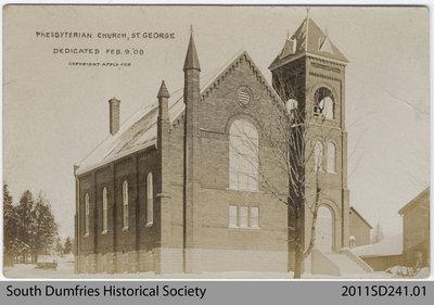 Presbyterian Church in St. George