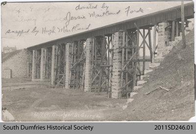Grand Trunk Railway Bridge in St. George