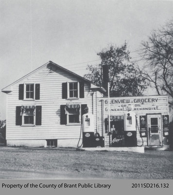 Glenview Grocery (formerly the Blacksmith's)