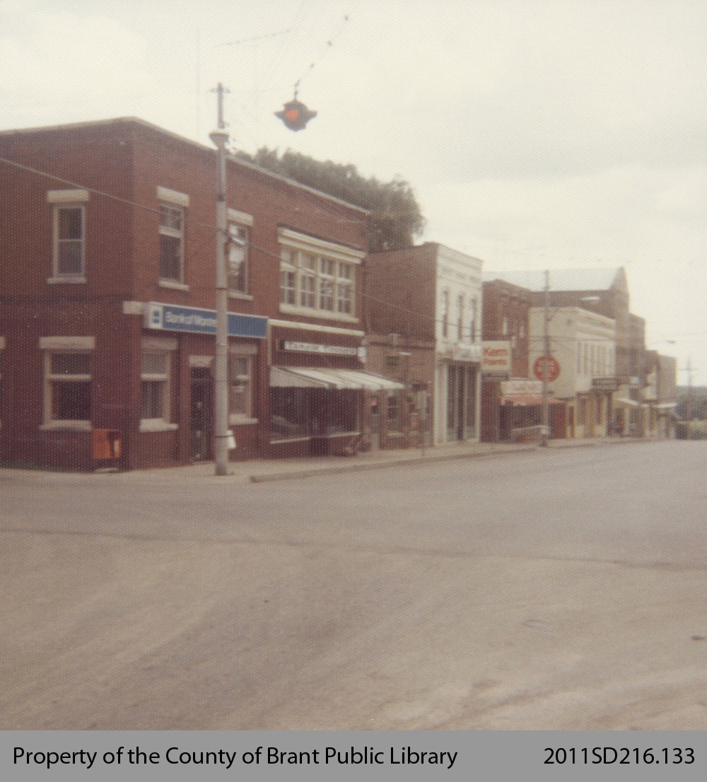 Main Street in St. George Looking South