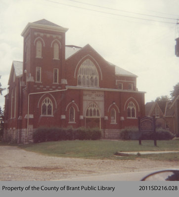 St. George Baptist Church
