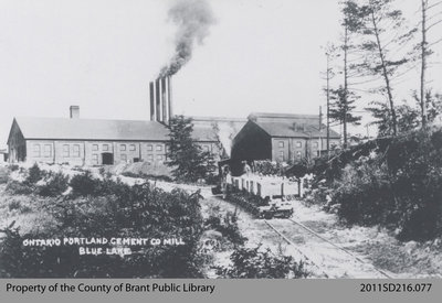 Ontario Portland Cement Co. Mill