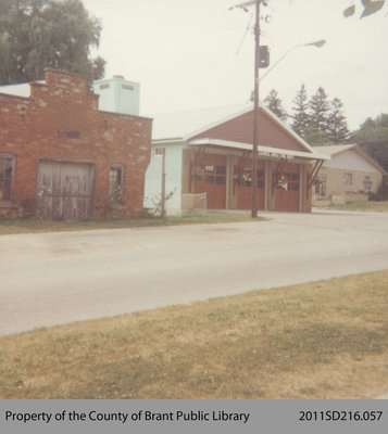 St. George Legion Fire Hall