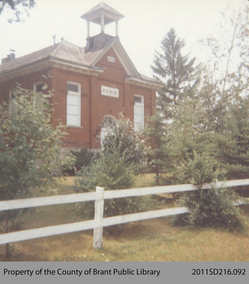 Former Bruce's School in St. George