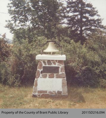 Old German School Memorial