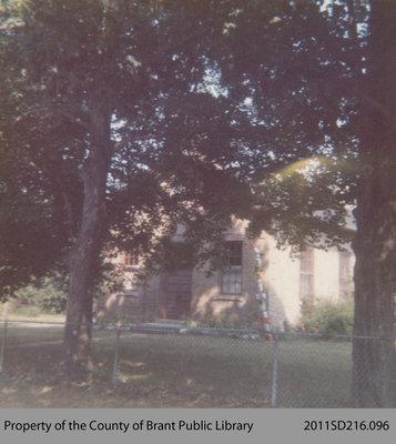 Old School in Glen Morris