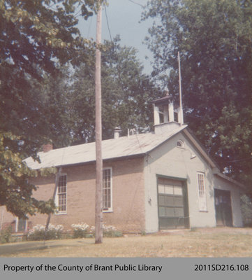 McPherson School in Glen Morris
