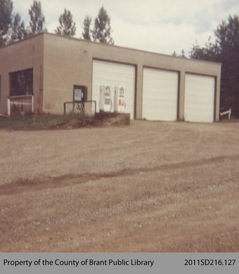 Glen Morris Township Garage
