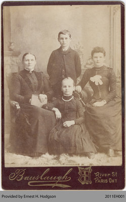 Photo of a Family