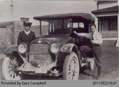 Buick Owned by George Campbell