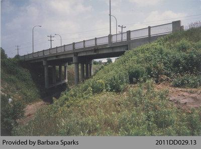 Bridge by the Fair Grounds