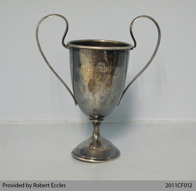 Paris Golf Club Winner Cup