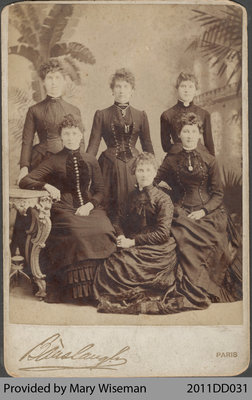 Photo of the Fleming Family