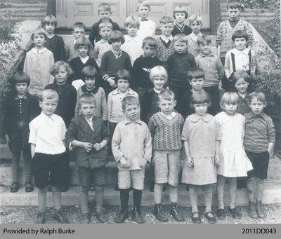 Class Photo, St. George School