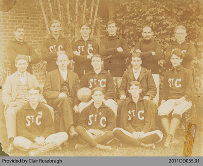 St. George Soccer Team