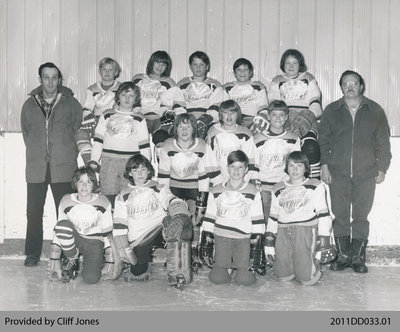St. George Minor Hockey Team