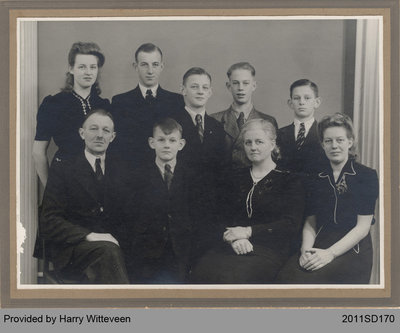 The Witteveen Family