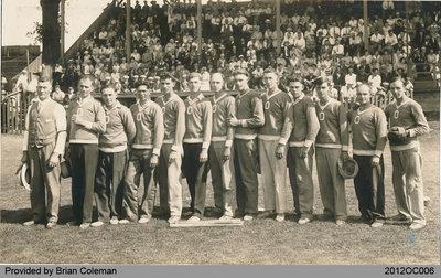Onondaga Ball Team