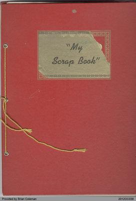 Coleman Family Scrapbook