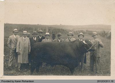 Farmers at Willowbank Farm