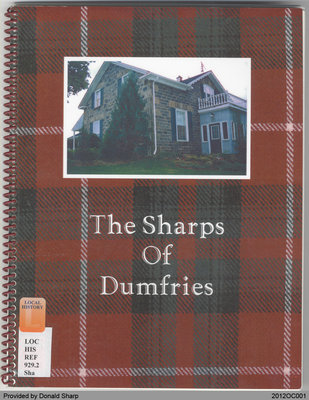 The Sharps of Dumfries